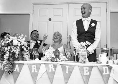 Mark & Jade Wedding Photography Briery Wood Country House July 2018