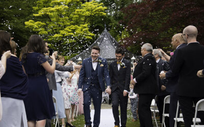 Greg & Neil – Broadoakes Country House